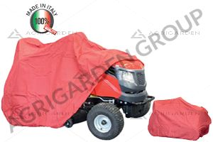 Telo copertura per protezione trattorino tagliaerba 260 x 90 cm