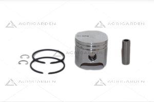 Kit pistone 36 mm decespugliatore Efco, Oleomac ds 3000 3200 s t, bc 300 320 s t