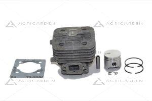 Cilindro completo decespugliatore Efco, Oleomac ds 3000 3200 s t, bc 300 320 s t