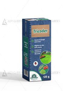 TRICODER concime liquido confezione da 125gr, inoculo di funghi micorrizici.