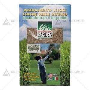 Seme per prato Padana Sementi NATURAL GARDEN astuccio da 1 KG