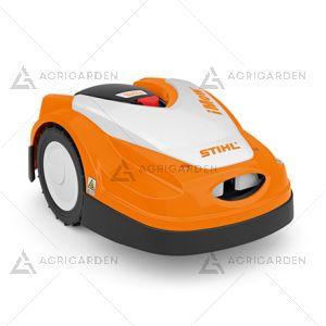 Robot rasaerba Stihl RMI 422 P molto performante adatto a superfici fino a 1500mq.
