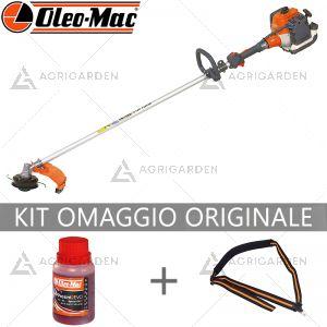 Decespugliatore a scoppio OleoMac SPARTA 441 S molto potente per uso semiprofessionale da 40,2cm3.