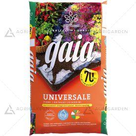 TerraBrill Terriccio GAIA Universale sacco da 70lt per uso universale.