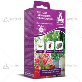 Insetticida a largo spettro MAVRIK CASA GIARDINO confezione da 10ml per piante ornamentali e in vaso.