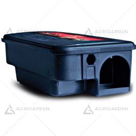 Contenitore per esche rodenticide GO-IN BIG con dimensione di 22x12x7,5cm.