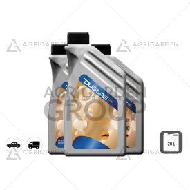 Lubrificante Duglas gt supreme 15w/40 da 20 lt per motore benzina o diesel