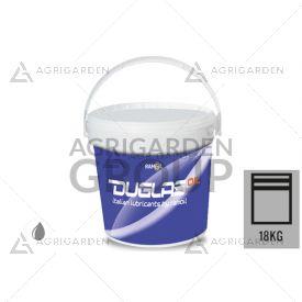 Grasso lubrificante Duglas grease l2 da 18 kg