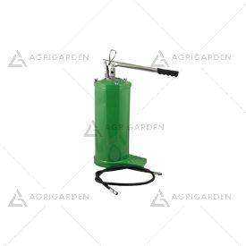 Pompa ingrassaggio a barile professionale da 8 kg