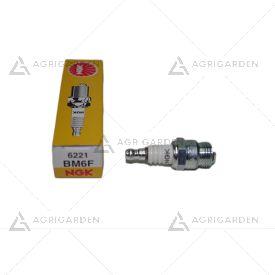 Candela NGK BM6F motore a benzina con sede conica trattorino tagliaerba