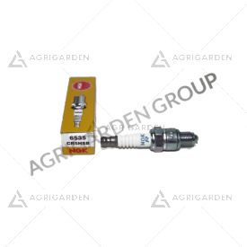 Candela NGK CR5HSB per decespugliatore Honda 4T e motori a benzina trattorini tagliaerba