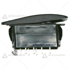 Pulsante inserimento lame Al-Ko 514879 t 12, t 18/102