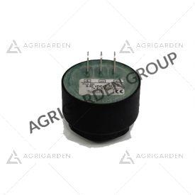 Cicalino avvisatore acustico da pannello bitonale 5-32 v Cobo