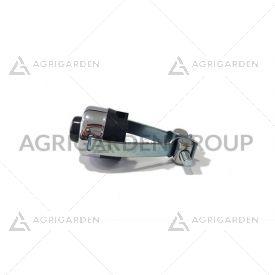 Pulsante di massa con fascetta per manubrio diametro max 22 mm