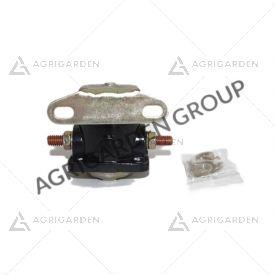 """Solenoide 12 volt + e - separato 2x5/8"""" - 20 unf. 4 connessioni"""