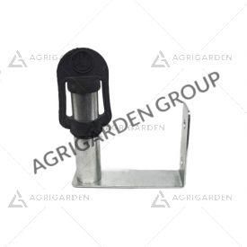 Supporto lampeggiante con staffa laterale per girofaro
