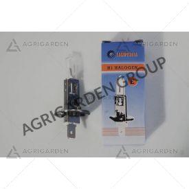 Lampadina alogena 12 v 55 watt H1 P 14