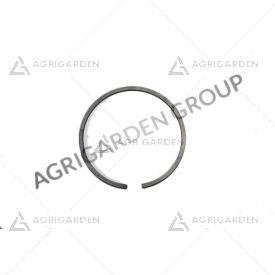 Segmento fascia elastica diametro 50 spessore 1