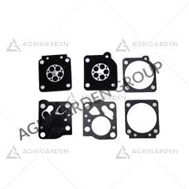 Kit serie membrane carburatore Zama serie C1