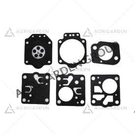 Kit serie membrane carburatore Zama C2