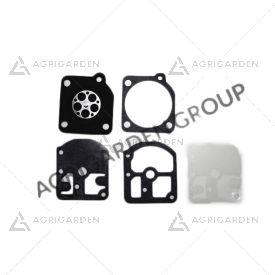 Kit serie membrane carburatore Zama C1S