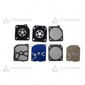 Kit serie membrane carburatore Zama serie C1Q