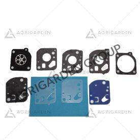 Kit serie membrane carburatore Zama C1U