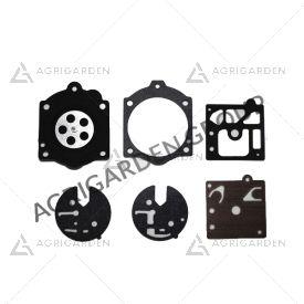 Kit serie membrane carburatore Walbro serie HDB