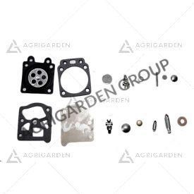 Kit serie membrane riparazione carburatore Walbro serie WTA-K20