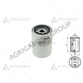 Cartuccia filtrazione 60µ per filtro oleodinamico CA-072011