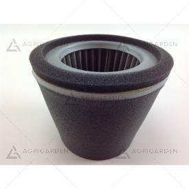 Filtro aria con prefiltro per motore Robin EY25 EY 27