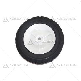 Ruota tagliaerba universale in nylon diametro 195 mm