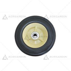 Ruota tagliaerba universale diametro 150 mm, con cuscinetto