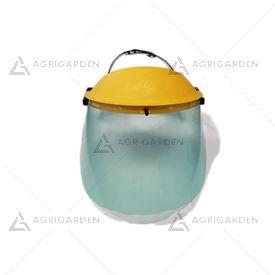 Visiera protettiva in policarbonato superpro per decespugliatore