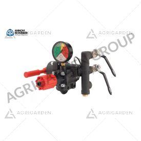 Gruppo comando 2 vie VDR50, per pompa a membrana a alta pressione AR 813 C/C Annovi Reverberi
