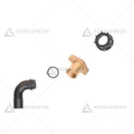 Kit montaggio Bymatic50s per pompe media alta pressione Annovi Reverberi (CA-163019, CA-163022)