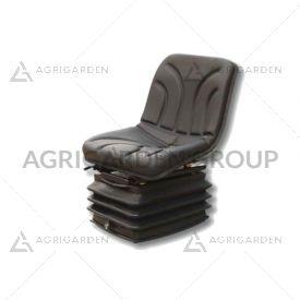 Sedile CE in pvc sospensione pneumatica per trattore, carrello elevatore, edilizia