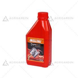 Olio PROSINT 2 EVO OLEOMAC 1 Lt per motore a 2 tempi a base sintetica con ottima lubrificazione alle alte temperature.