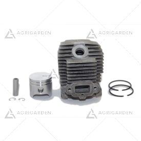 Cilindro e pistone 36 mm decespugliatore Efco: 8300