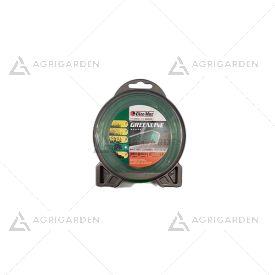 Filo greenline originale Emak - Efco - Oleomac quadrato 3