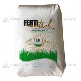 Concime minerale granulare NPK Padana Sementi FERTI CONTROL ADVANCE sacco da 25 KG