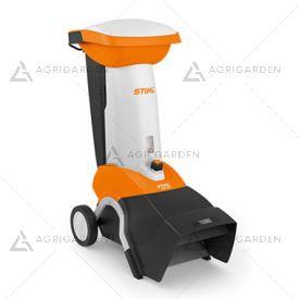 Biotrituratore elettrico Stihl GHE 420 per uso professionale da 3,0kW con diametro di taglio da 55mm.