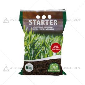 Concime minerale STARTER in granuli sacco da 5Kg (NPK 11.22.16).
