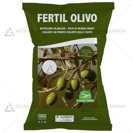 Concime minerale NPK FERTIL OLIVO in granuli sacco da 25Kg (NPK 10.5.5)