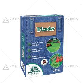 TRICODER concime liquido confezione da 250gr, inoculo di funghi micorrizici.