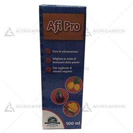 AFI PRO concime liquido confezione da 100ml, miscela di microelementi con Manganese e Zinco.