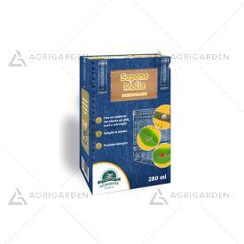 Sapone molle di potassio biologico confezione da 280ml ideale per sciogliere la melata e potenziare le difese.