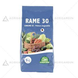 RAME 30 in polvere busta da 1Kg miscela di microelementi Boro 0,2% e Rame 30%.