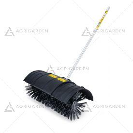 Attrezzo KB-KM spazzolone rotativo a setole per sistema Kombi Stihl ideale per rimuovere lo sporco da fessure e cavità profonde.