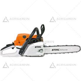 Motosega a scoppio Stihl MS 241 C-M professionale con M-Tronic, pompa regolabile e barra da 40cm.